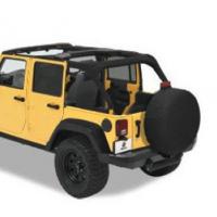 Carrosserie arriere Jeep Renegade BU