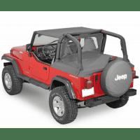 Bâches, Bikinis, Demi-portes et Accessoires - Jeep Wrangler YJ 87-95