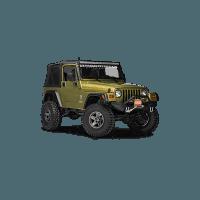 ▷ Accessoires jeep wrangler JL rehausse garde boue eclairage