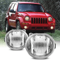 Eclairage jeep Cherokee KJ