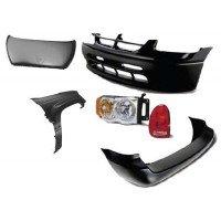 Accessoires pour carrosserie pour Jeep Cherokee KK 2008-2013