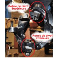 Jeepstock  - Accessoires d'éclairage Jeep Grand-Cherokee WJ 1999-2004