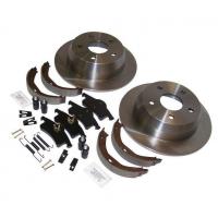 Joints de caisse Jeep Grand Cherokee WJ