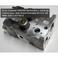 Carrosserie avant Jeep Grand Cherokee WH/WK